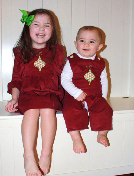 Baby Christmas Outfit Matching Sibling Outfits Matching