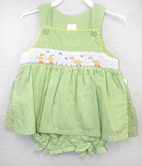 6b85edc4c9faa Smocked Sundress, Baby Girls Easter Outfit, Easter Dresses 412287-I136 -  product images