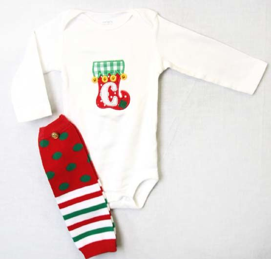 First Christmas.Baby Boy Christmas Outfit My First Christmas Outfit 292504