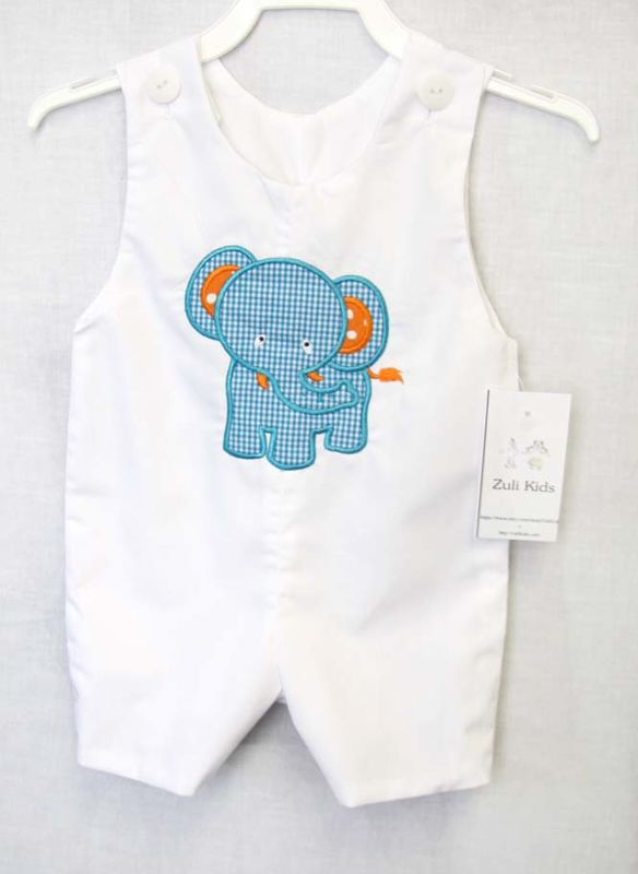 Baby Elephant Outfit Baby Boy Clothes 292579 Zuli Kids
