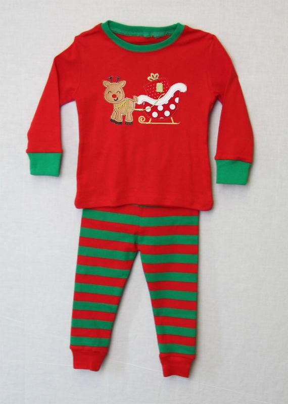 Family Christmas Pajamas With Baby.Matching Christmas Pajamas Personalized Christmas Pajamas 292644