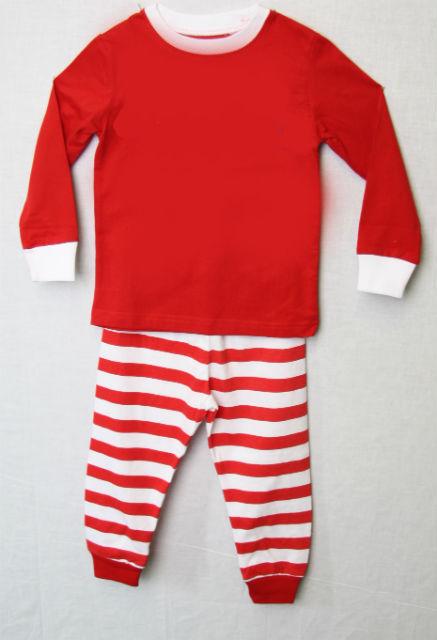 07e26700f71c Baby Christmas Pajamas