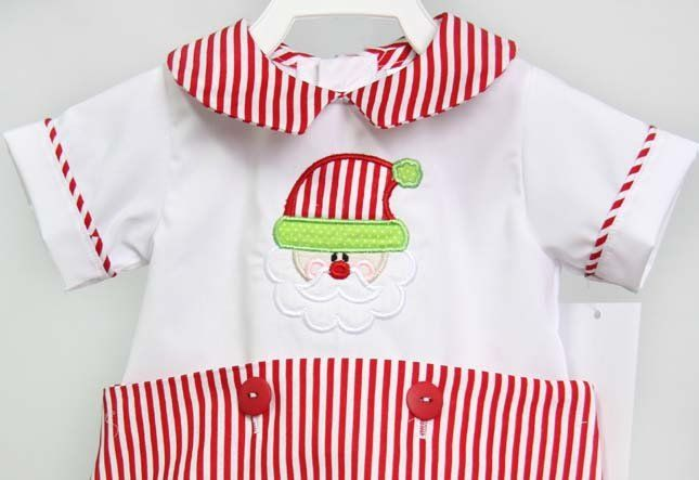 4fc869855d1eb Zuli Kids Red Baby Boy First Christmas Outfit for Newborn Boy 291664