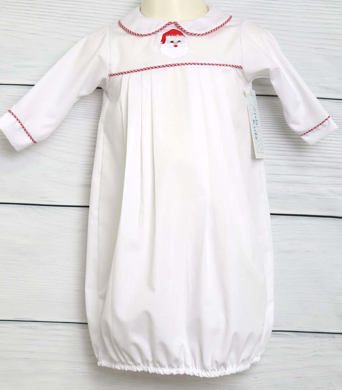 2a85c089a16f8 Babies First Christmas Outfit, Newborn Girl Christmas Gown, Infant Boy  Christmas Outfits 291894