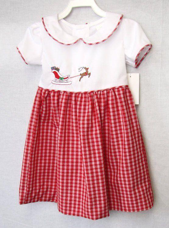 Toddler Christmas Dresses.Baby Girl Christmas Dress Toddler Girl Christmas Dress Sibling Christmas Outfits 292732