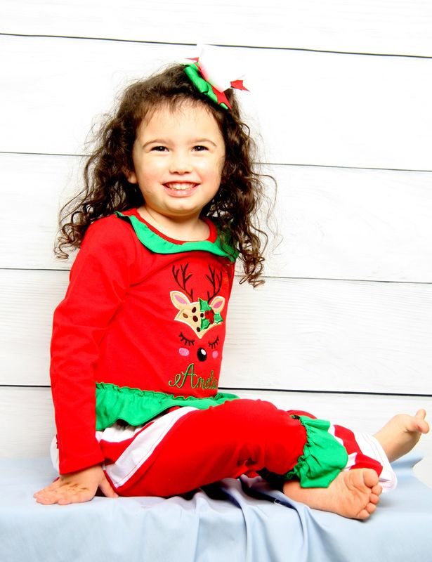 b1b6d707027d9 Toddler Girl Christmas Outfit, Baby Christmas Outfit, Baby Girl Christmas  Outfits 293719 - Zuli Kids Clothing