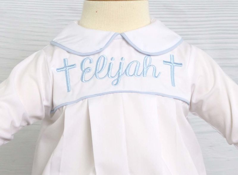 43dd553ce09c0 Baptism Outfit Boy, Baby Boy Christening Outfit 293413