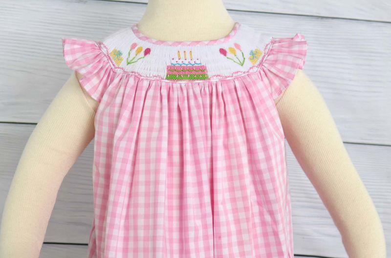 3626c350deb 1st Birthday Outfit Girl, 1st Birthday Dress 412836 -DD219 - Zuli Kids  Clothing