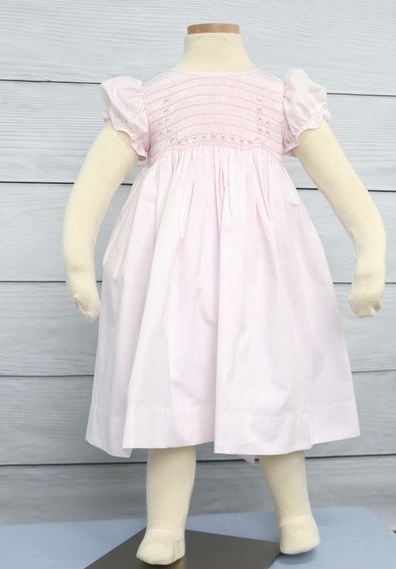 134fa859de64 Baby Girl Easter Dress