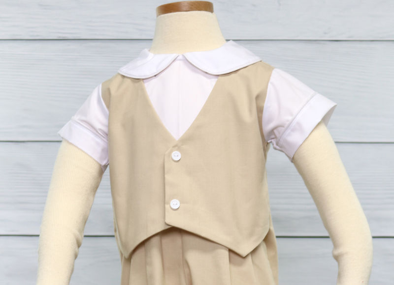 Baby Boy Wedding Outfit Ring Bearer Outfit Toddler Boy Wedding Outfit 291789