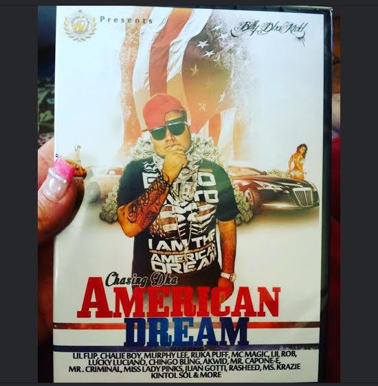 DVD: Chasin Dha American Dream