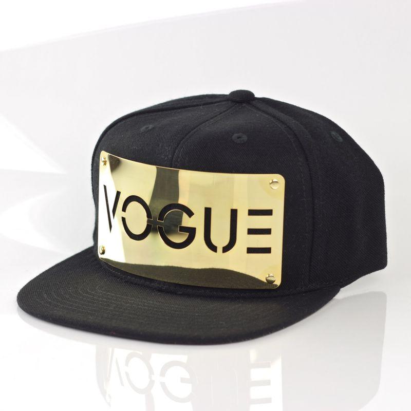 Vogue 18K Gold Snapback - Karl Alley Original Hardware 2dd45f789c8