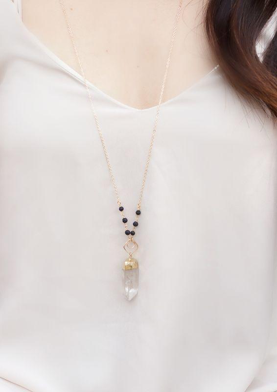 Lava Rock Jewelry Essential Oil Diffuser Necklace