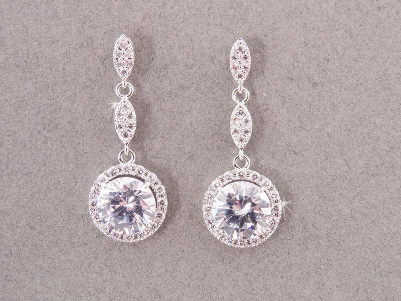 1e60c652dfdec Erin Bridal Earrings