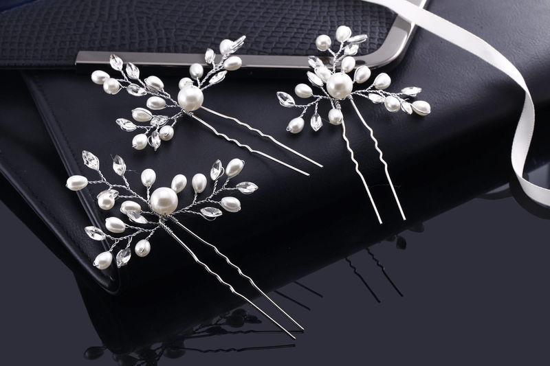 Regan Bridal Hair Pins Product Image