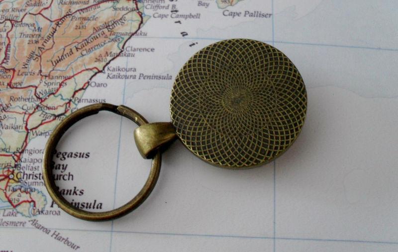COSTA RICA Map KEYCHAIN / Travel Souvenir / Costa Rica Souvenir / Custom  Map keychain / Map Jewelry / Destination keychain / Travel gift