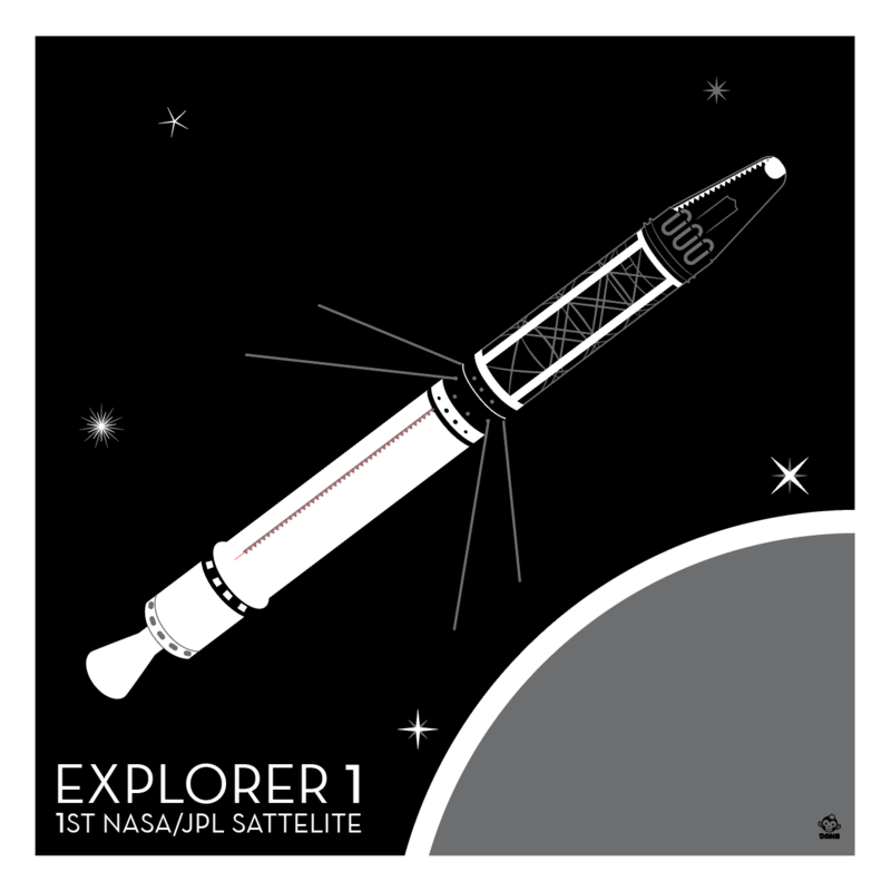 explorer 1 nasa jpl - photo #11
