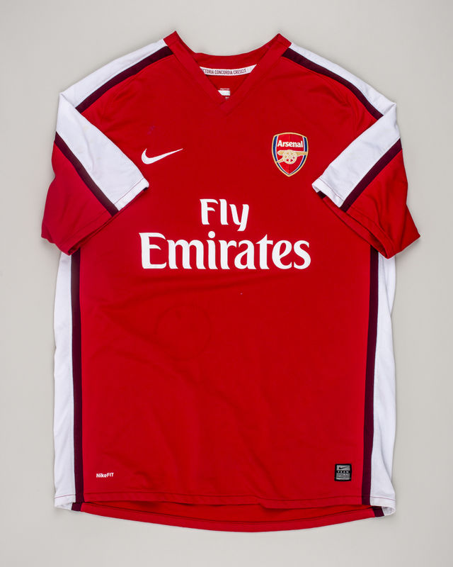 free shipping e3613 acd48 The Arsenal Shirts