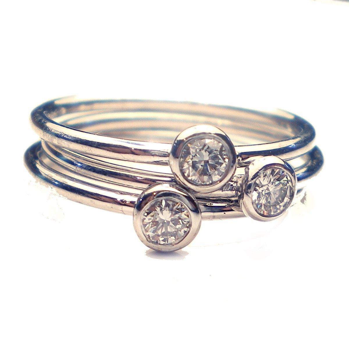 Karat Diamond Ring Gold