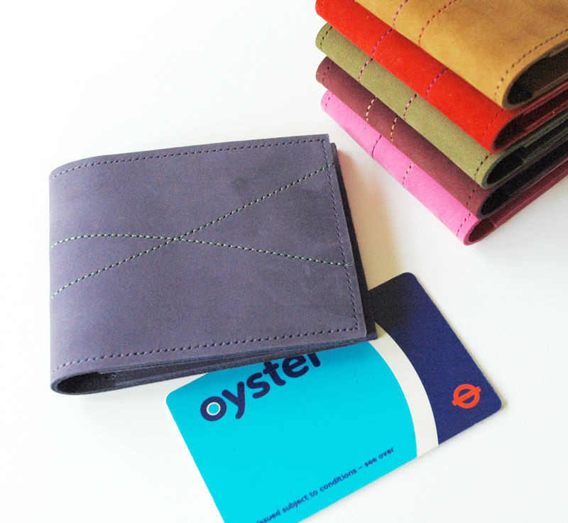 travel notes oyster card holder  bookery