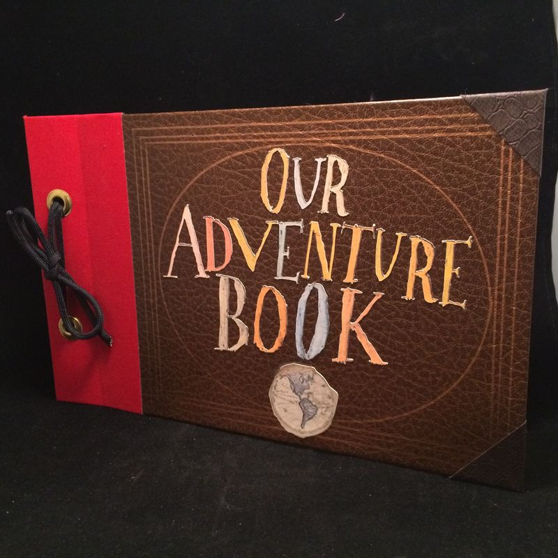 My Adventure Book Full Scale Scrapbook