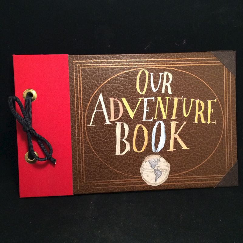 photograph regarding Our Adventure Book Printable titled My Experience E-book Complete Scale Sbook