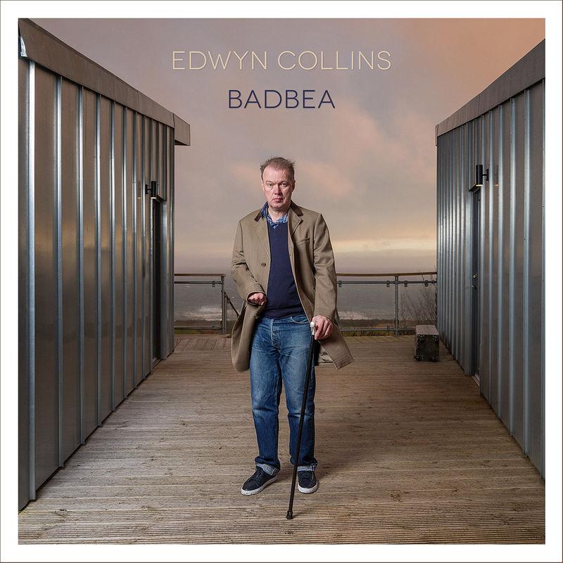 Edwyn Collins: Badbea LP (with A4 Badbea Lyrics Letterpress Print)