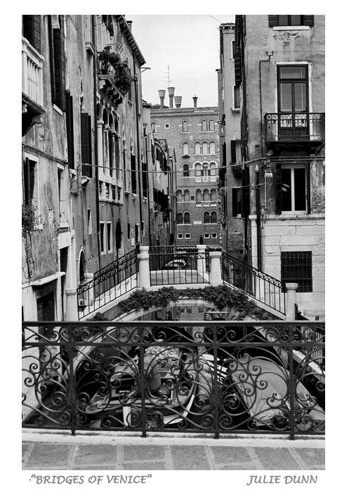 Bridges of venice julie dunn photograpahy