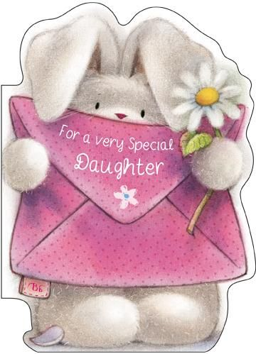 For A Very Special Daughter Birthday Card