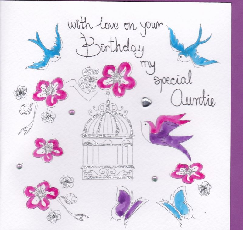 Buy female relation birthday cards online Collection ...