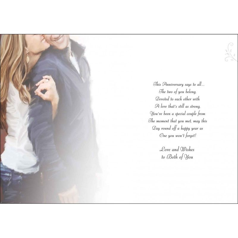23 Anniversary Quotes For Couples Made For Each Other: Son And Daughter In Law Happy Anniversary Card
