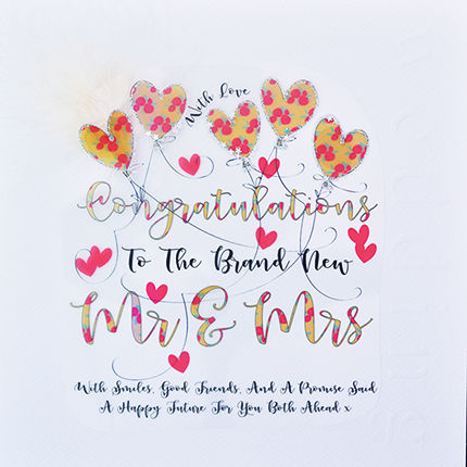 Congratulations On Your Wedding Day.Buy Wedding Day Cards Online For Bride And Groom Mr And Mrs Mrs