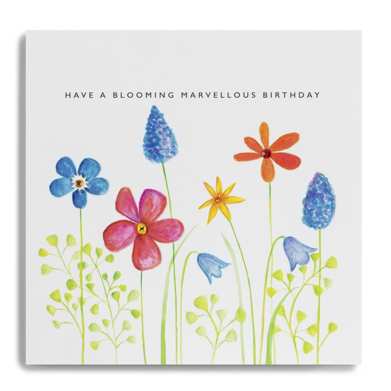 Have A Blooming Marvellous Birthday Card
