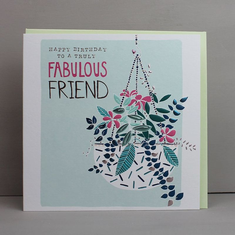 Buy Best Friend Birthday Cards Online Collection Karenza Paperie