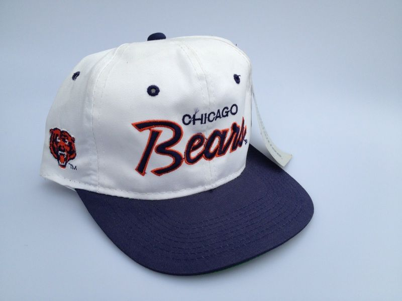 quality design a3055 0ab87 ... store vintage chicago bears sports specialties script snapback hat rare  product image 9e7c8 77ca1