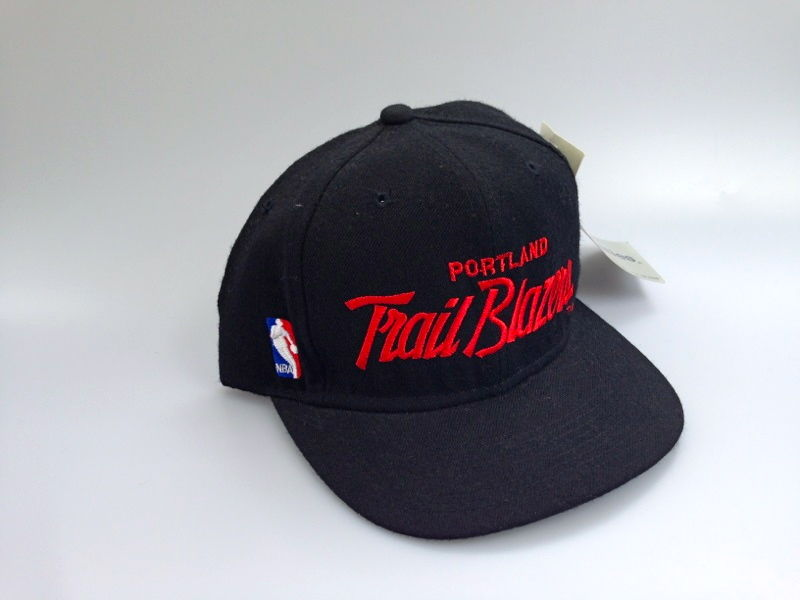 Vintage Portland TrailBlazers Sports Specialties Script ...
