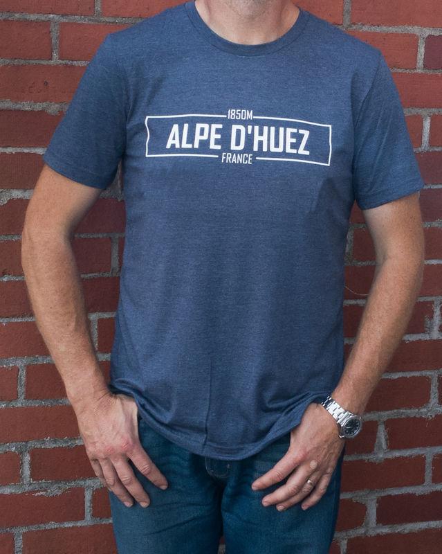 PHASE9 - ALPE D HUEZ - UNISEX T-SHIRT - Phase9 Clothing 688fca01d
