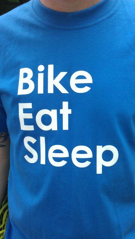 Bike Eat Sleep T-shirt - product images of ... a5d22706c