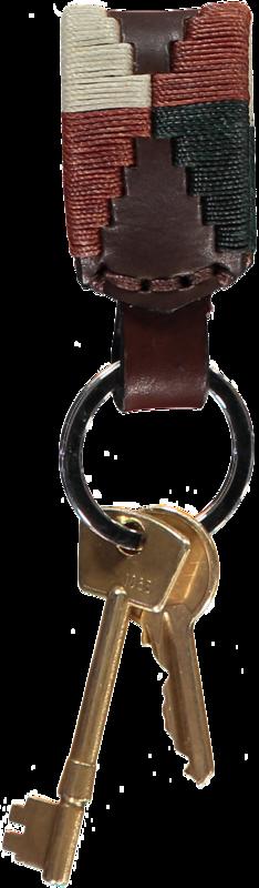 ee62b370ad Polo Keyring - Home of the Original Estribos Polo Belt