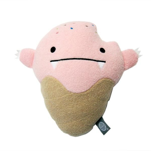 Ricecream Ice Cream Plush Toy By Noodoll The Distinguished