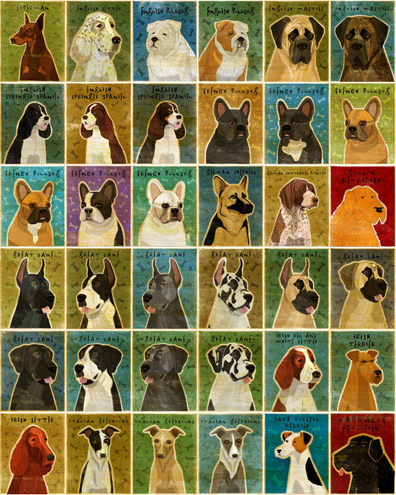 Personalized Dog Art Personalize Your Pooch Dog Art